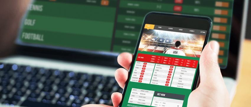 Online-Sport-Betting