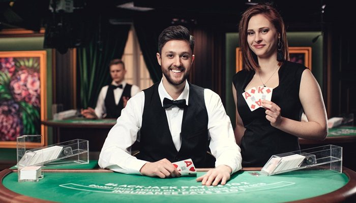 Play casino games online